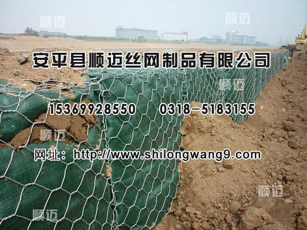 贵州铅丝笼,锌铝合金石笼网,河道石笼网生产