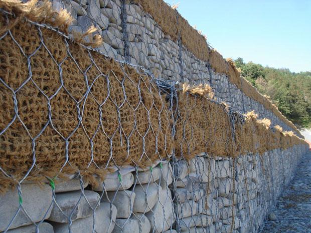 河床格宾网哪家好 绵阳拧花格宾网 河北优质石笼